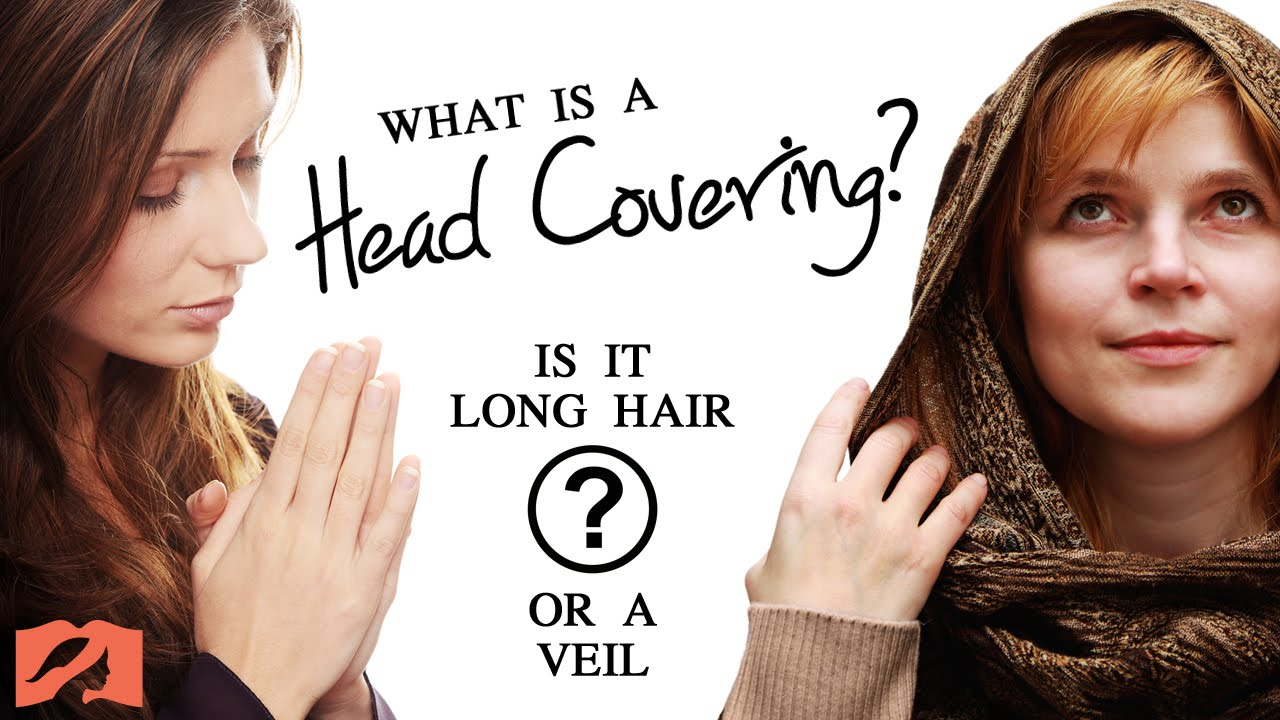 Is hair our head covering